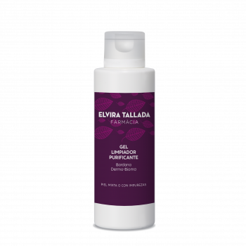 ELVIRA TALLADA GEL LIMPIADOR PURIFICANTE 200ML