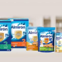 Almirón: Nuevas fórmulas