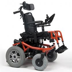 Sillas de ruedas eléctricas infantiles