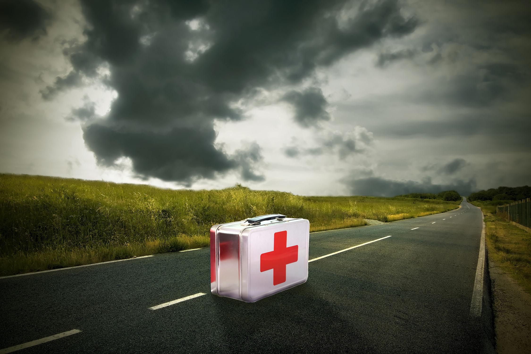 Què no ha de faltar mai a la farmaciola del viatger?