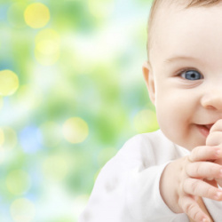 Realitzem cistelles personalitzades per a nadons