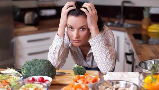 ¿INFLUYE LA DIETA EN EL ESTRÉS O LA DEPRESIÓN?