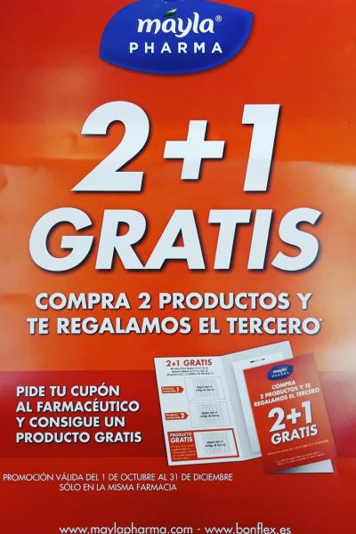 Promoció de productes Mayla Pharma !!!!