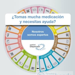 Servicio Medical Dispenser