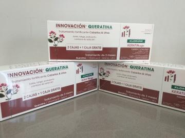 Promoció Klorane keratin caps 30% DTE