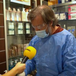 Test d'antígen ràpid a la Farmàcia. Com ho fem? Per què serveixen?