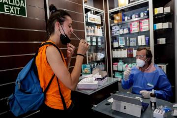 Test d'antígens amb certificat clinic
