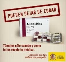 ¿Porqué fallan los antibióticos?