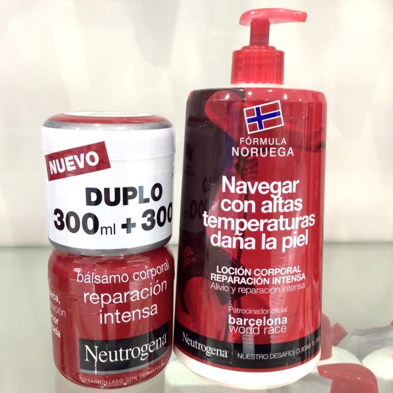 Loción Corporal Reparación Intensa Piel Seca Neutrogena