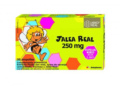 Jalea Real 100 por 100 para toda la familia