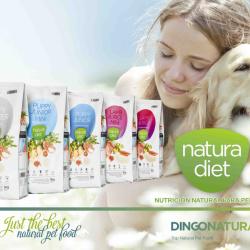NATURA DIET NUTRICION NATURAL PARA PERROS