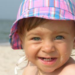 Protección solar para tu bebé