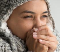 Protege tu piel de los efectos del frío
