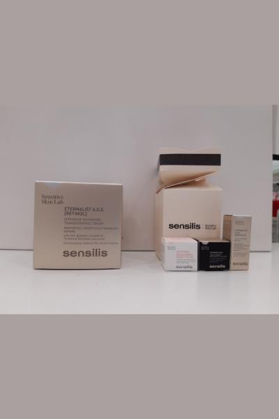 Sensilis Eternalist A.G.E. [Retinol]  con pack de tres mini tallas de regalo