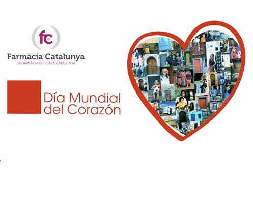 29 Septiembre Día Mundial del corazón