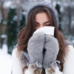 Huye de los resfriados este invierno!