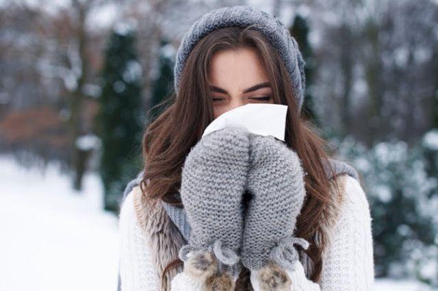 Cómo conseguir huir de los resfriados típicos de este tiempo