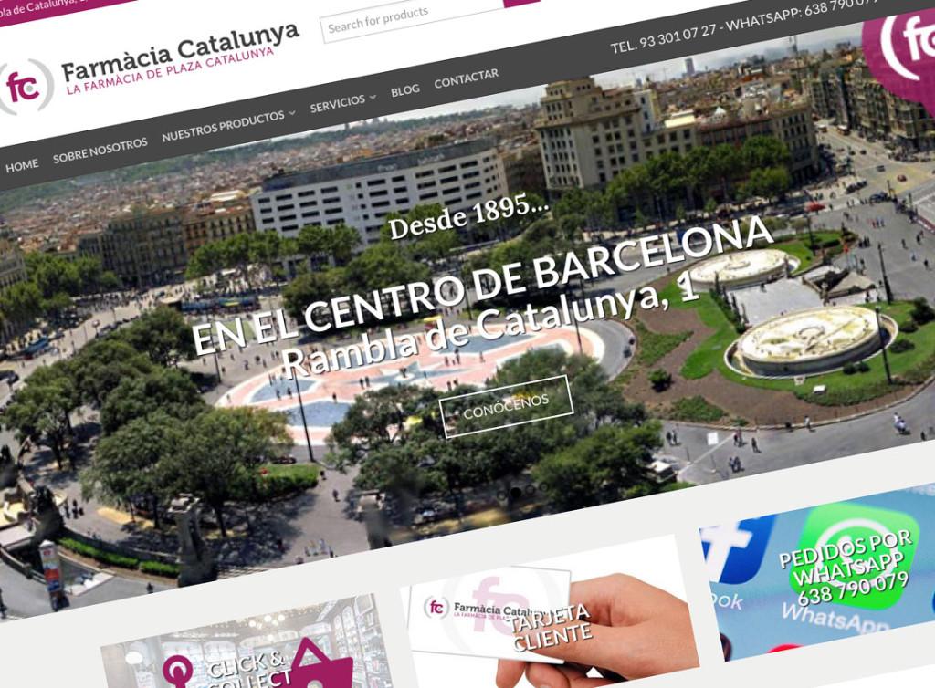 !Farmacia Catalunya estrena web!