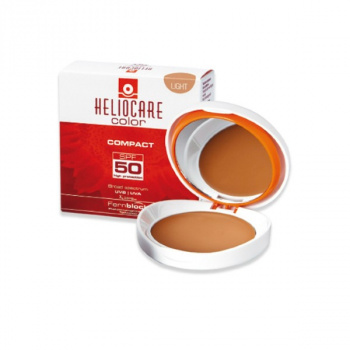 HELIOCARE COMPACTO OIL FREE IP 50 BROWN 10 g