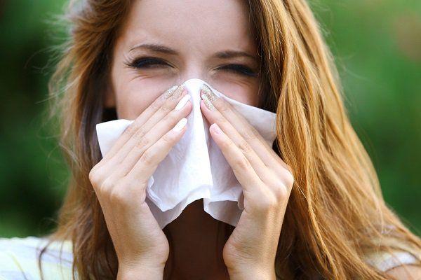 La alergia está apunto de comenzar con la llegada de la primavera