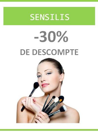 Descomptes en maquillatge Sensilis