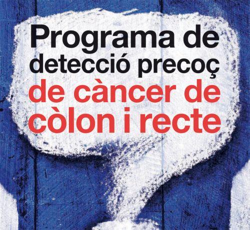 Detecció precoç de càncer de còlon i recte