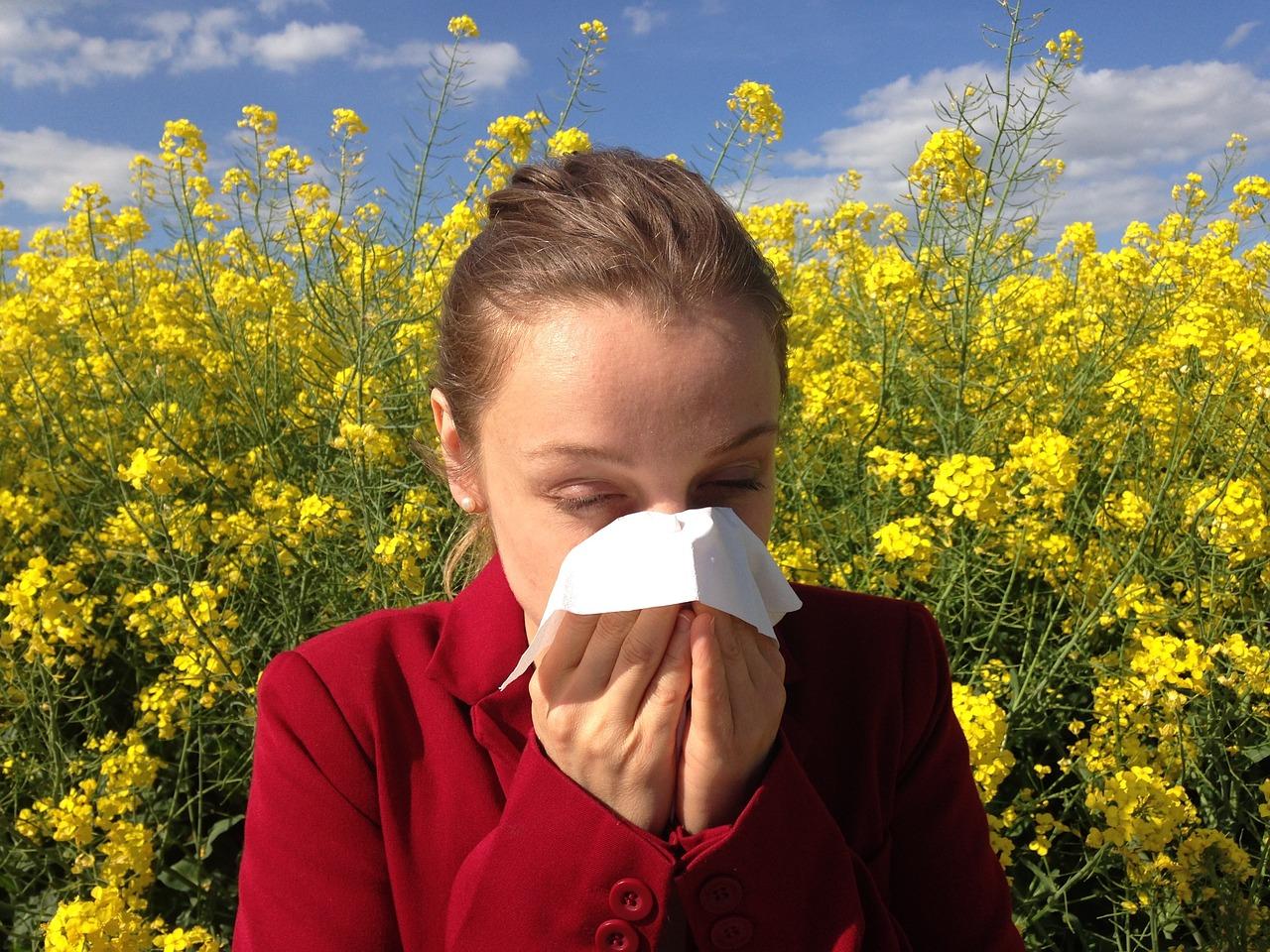 Mes de maig: el mes de les al.lèrgies!
