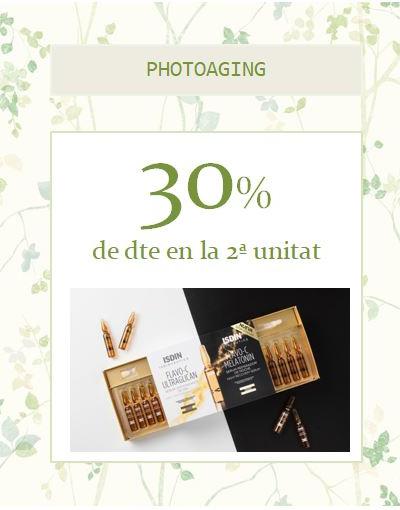 Isdin experts en photoaging