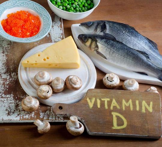 La importància de la vitamina D