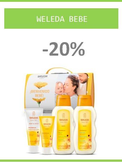 Promocions en Weleda bebe