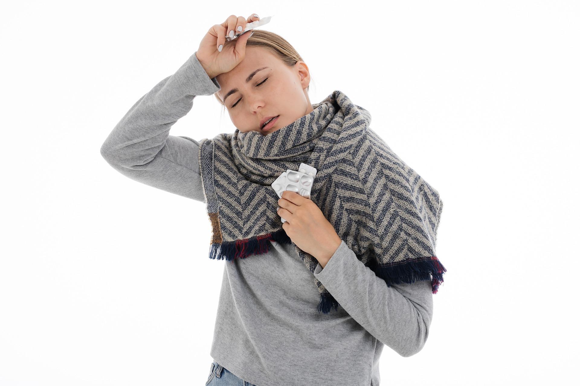 Com diferenciar entre refredat, grip y Covid-19