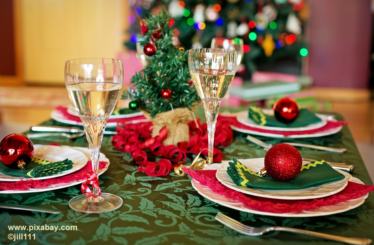 Consejos para disfrutar de una Navidad saludable