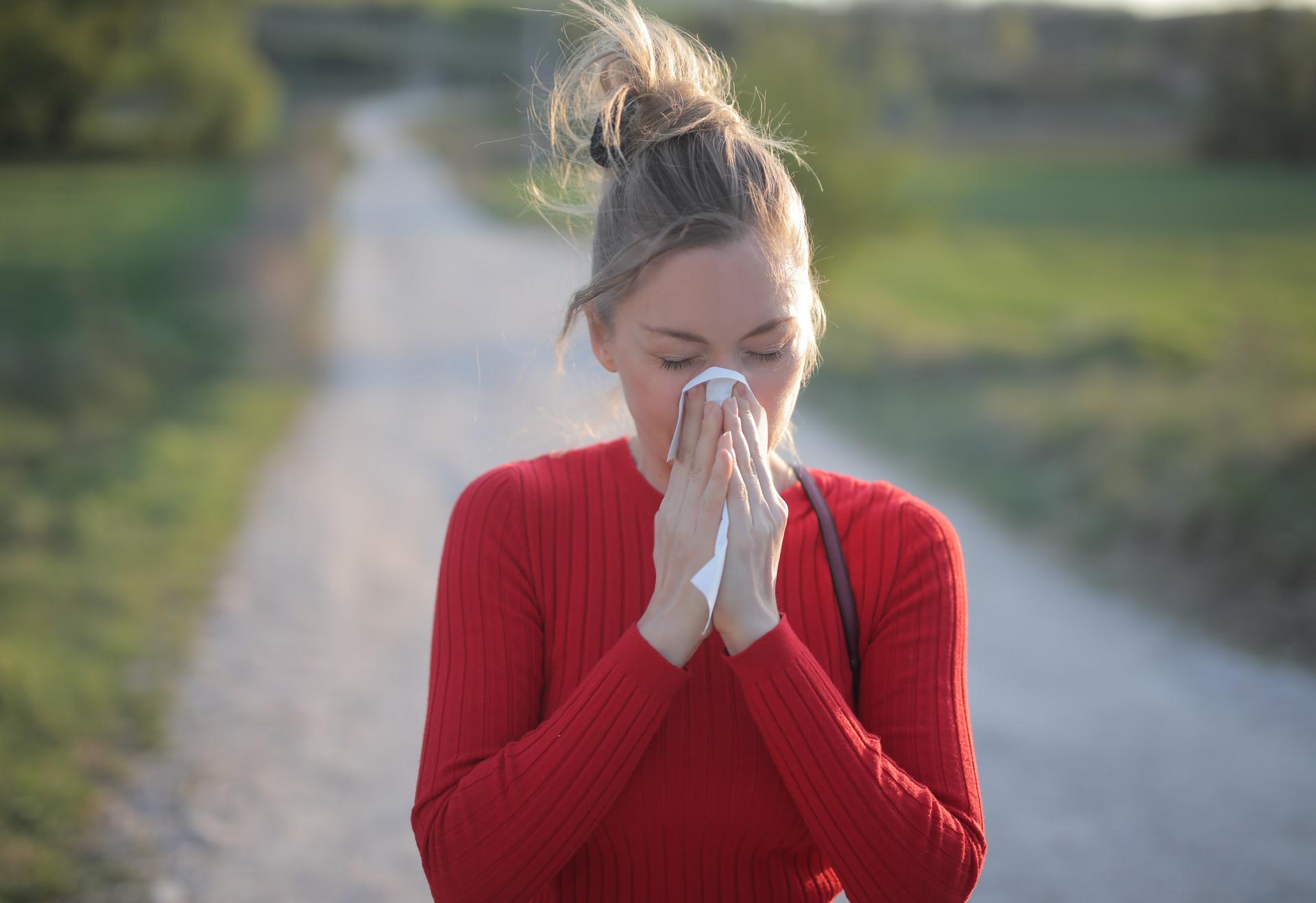 Alergia primaveral: ¿cómo combatirla?