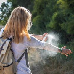Este verano, mantén a los insectos a raya