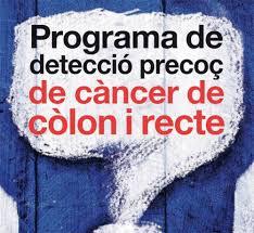 Programa de detección precoz del cáncer de colon