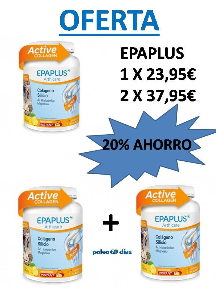 Epaplus colágeno en oferta