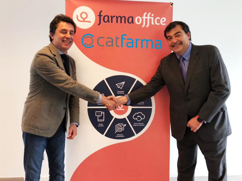 Acuerdo de distribución con Catfarma