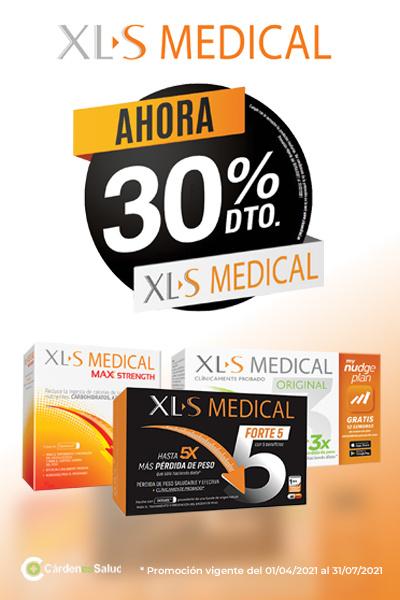 30% de descuento en XLS medical