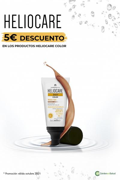 5€ de Descuento en Heliocare color