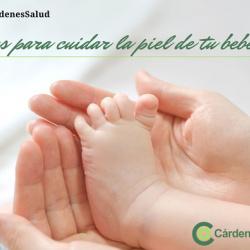Claves para mantener la piel del bebé siempre sana