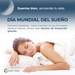 Duerme bien, enciende tu vida