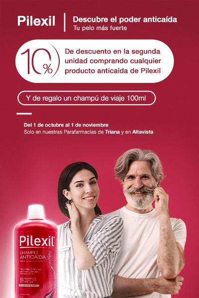 PILEXIL: 10% de descuento en la segunda unidad