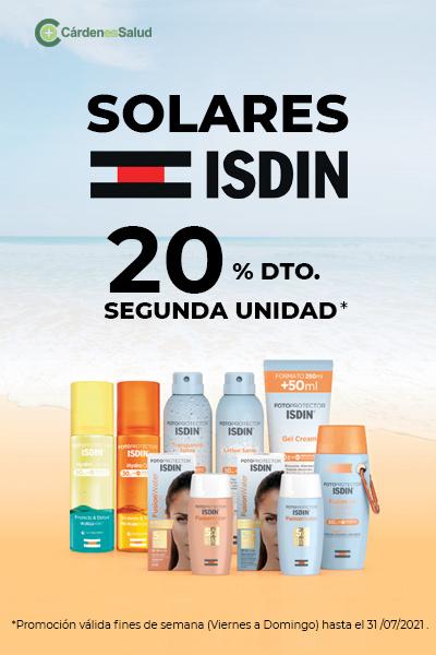 Promo Fines de semana ISDIN