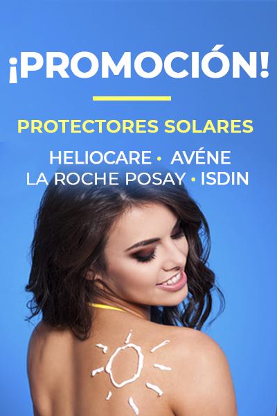 PROMOCIÓN EN PROTECTORES SOLARES