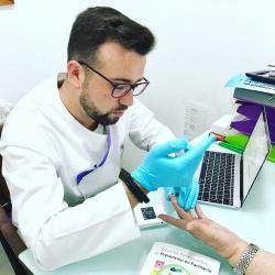 Análisis de sangre con LUX