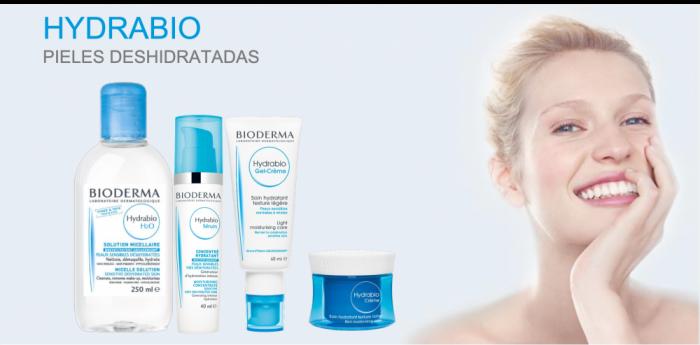 Hydrabio bioderma hidratación facial