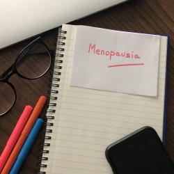 Menopausia... ¿ya?