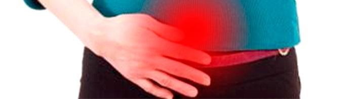 trastornos intestinales y prostatitis y cistitis