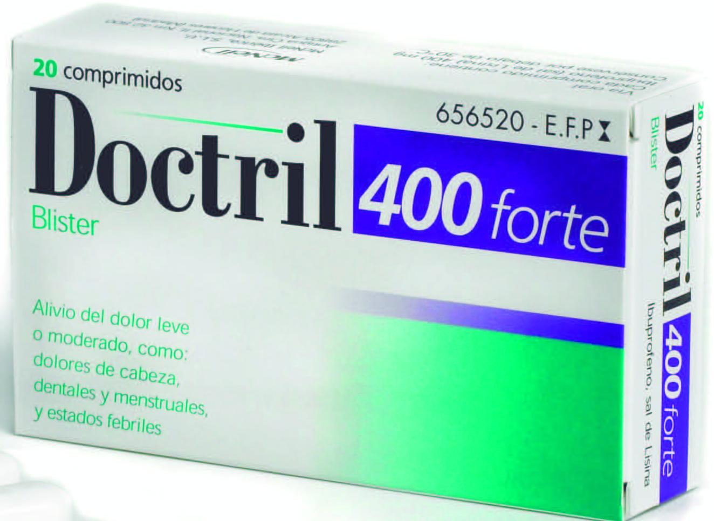 A vueltas con la dosis del Ibuprofeno