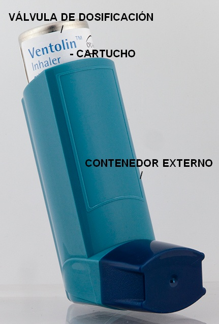 Inhaladores: utilización correcta